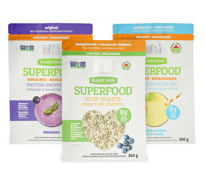 Superfood Pouch