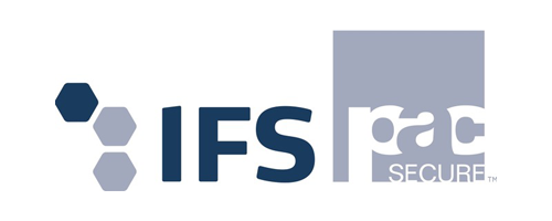 IFS PACSecure logo