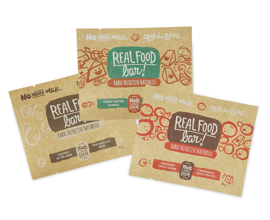 RealFood Flat Pouch