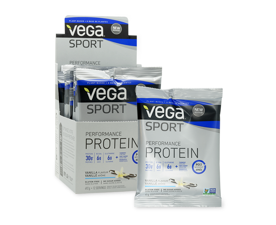 Vega Performance Protein in Sachets
