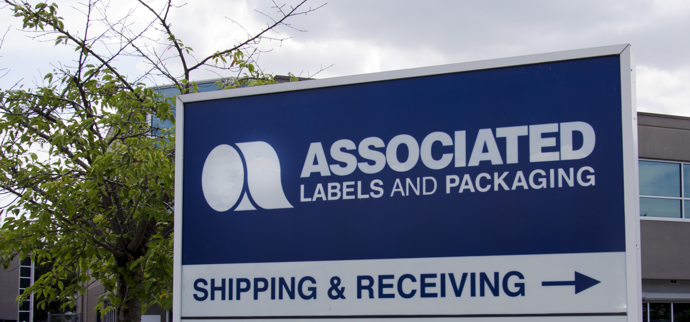 associated labels and packaging