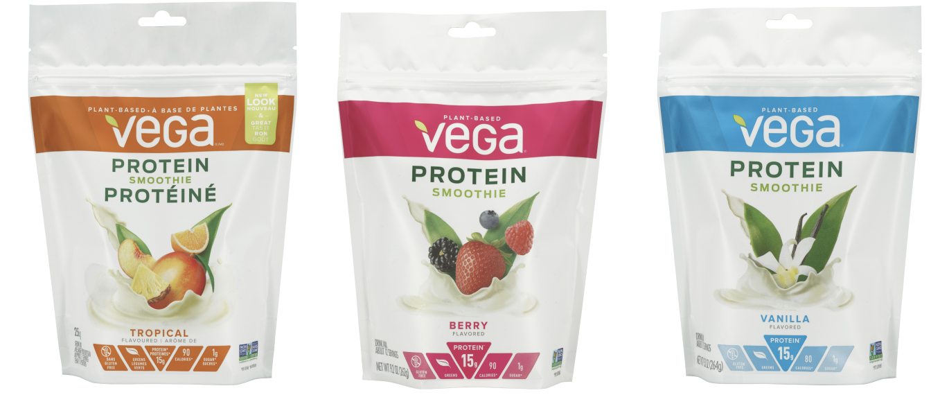 Vega stand up pouch
